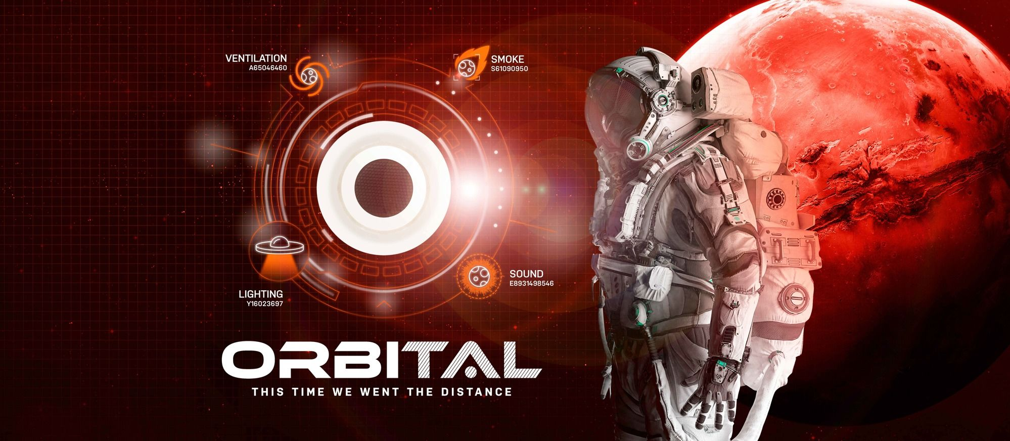 ORBITAL collection
